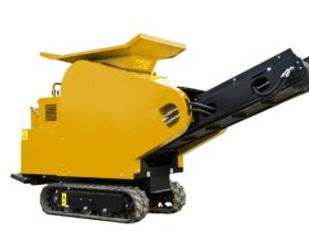 10TJ Tracked Compact Jaw Crusher