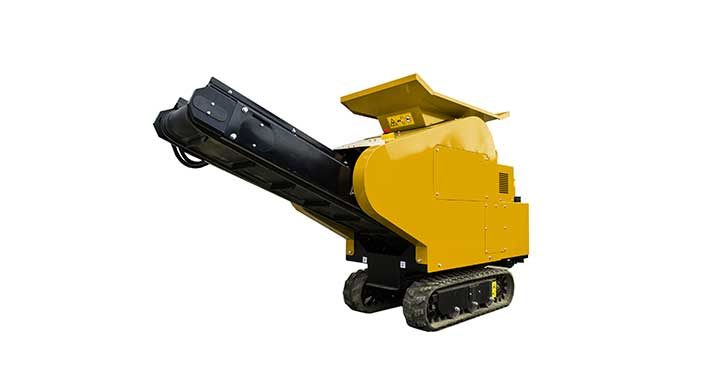 10TJ Tracked Jaw Crusher
