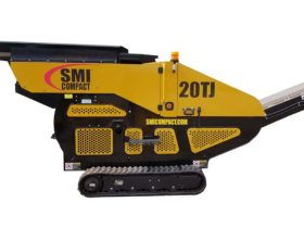 20TJ Tracked Compact Jaw Crusher