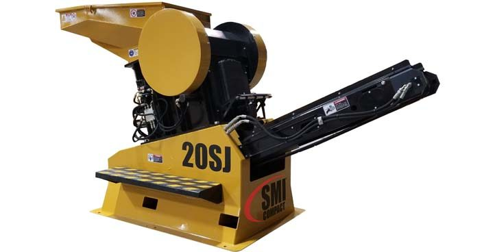 20SJ Stationary Jaw Crusher