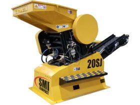 20SJ Stationary Jaw Crusher