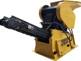 20SJ Stationary Compact Jaw Crusher