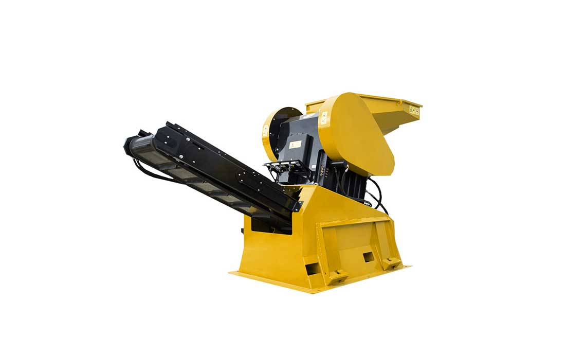 20SJ Stationary Compact Jaw Crusher