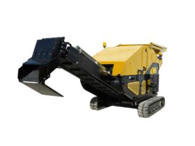20TJ Tracked Jaw Crusher With Optional Screenbox