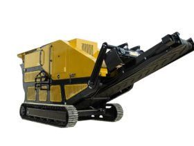 50TJ Tracked Compact Jaw Crusher