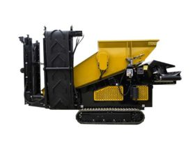 90TS Tracked Compact Screening Plant